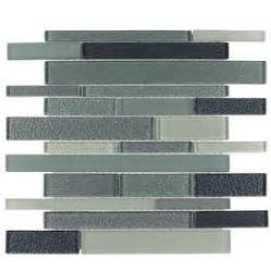 shop elida ceramica summer breeze brick glass mosaic