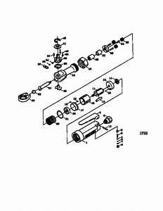 Craftsman Pneumatic 3  8 U0026quot  Mini Ratchet Wrench Parts