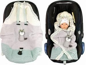 Maxi Cosi Decke Für Babyschale : h kelanleitung einschlagdecke babyschale stricken und ~ A.2002-acura-tl-radio.info Haus und Dekorationen