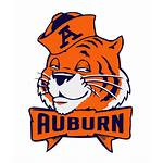 Auburn Tigers Football Logos Eagle War University