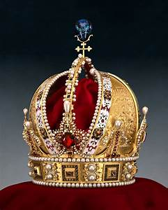 Austrian Imperial Crown (blend files included)
