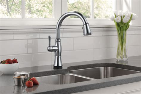 touch activated kitchen faucet 9 kitchen trends that can t go houselogic kitchen