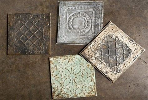 17 best images about tin ceiling tiles on