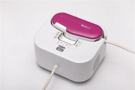 hair removal at your fingertips silk n sensepil hello