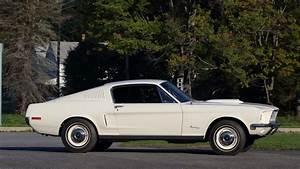 1968 Ford Mustang Cobra Jet Lightweight | S120.1 ...