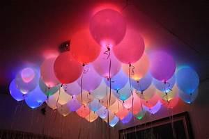 Amazing HELIUM Quality LED Balloons - YouTube