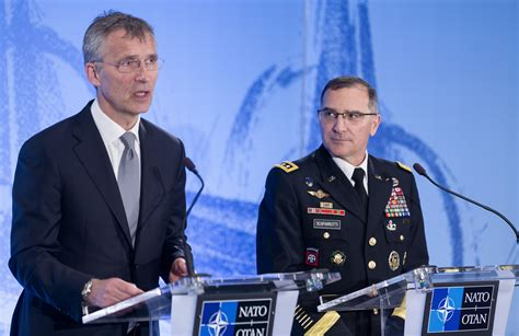 supreme headquarters allied powers europe nato s new commander gets on the wrong foot with russia