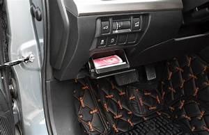 Storage Box Refires Coin Dash Pocket Fuse Lid For Subaru