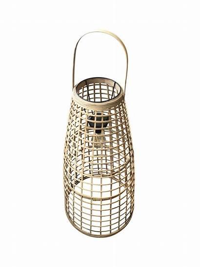 Lantern Natural Helena Led Wood Accents Warehouse