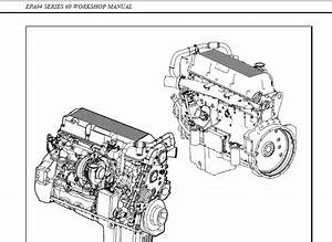Detroit Diesel Series 60 Workshop Factory Service Manual