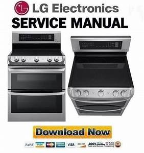 Lg Lde4413st Service Manual  U0026 Repair Guide
