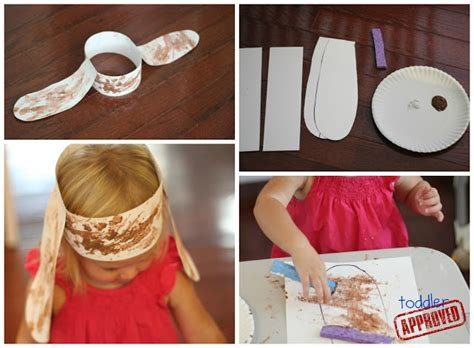 toddler approved 2 simple crafts inspired by rrralph 562 | dog hat Collage