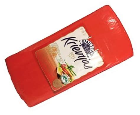 Smiltenes piens - Cheese Krievijas 50% (≈4-5 kg). Jolly Grocer