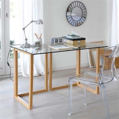 plateau de bureau 39 idées déco de tréteaux pour créer une table ou un bureau