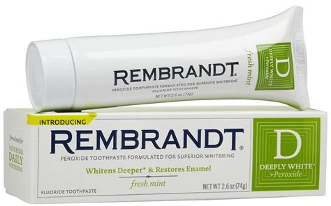 Rembrandt Deeply White Toothpaste