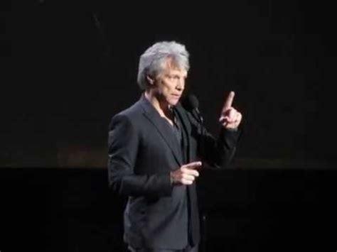 Rock Roll Hall Fame Bon Jovi Complete Induction