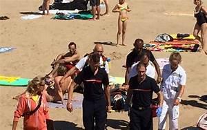 Biarritz Grave Accident De Surf La Cte Des Basques