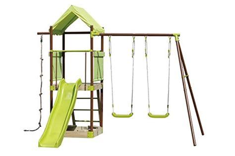 Avanti Trendstore Spielturm (schaukel+rutsche) Garten