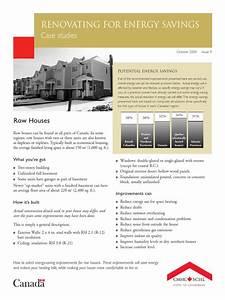 Renovating For Energy Savings