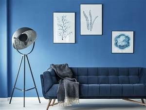 Farben Für Die Wand : farben f r die wohnung farbpsychologie und wirkung ~ Michelbontemps.com Haus und Dekorationen