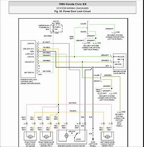 Honda Civic Alarm Wiring Diagram