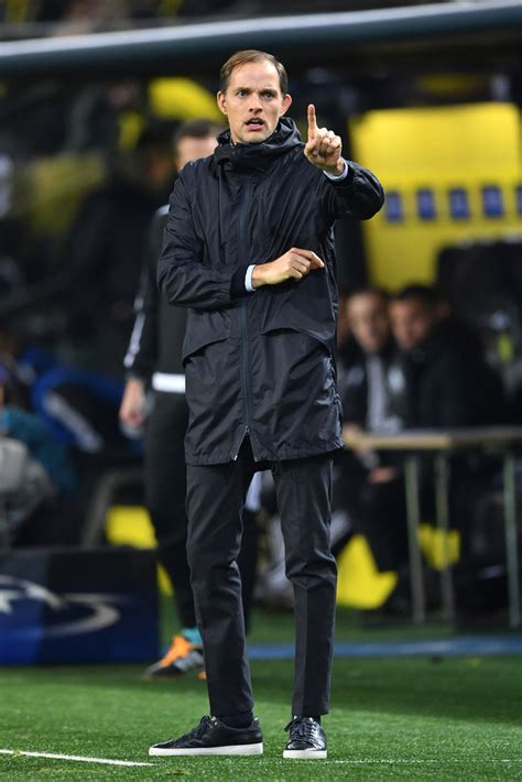 Chelsea boss thomas tuchel will oversee his side's fa cup showdown with manchester city on saturday night. Thomas Tuchel - Thomas Tuchel Photos - Borussia Dortmund v ...