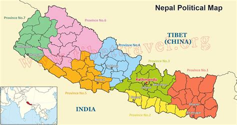 map  india  nepal nepal india border map india
