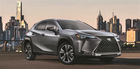 2019 Lexus Ux Revealed