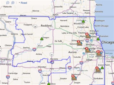 app  map  comed customers track outages lisle