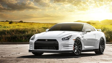 Amazing Nissan Gtr Wallpapers