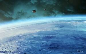 PlanetScapes Backgrounds - Pics about space