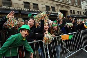 st s day parade route and closures