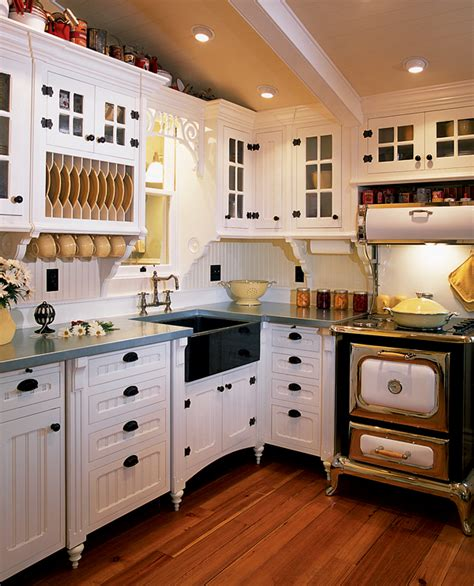 Gingerbread Millwork For Oldhouse Kitchens  Oldhouse