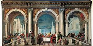 The gallery for --> Veronese Feast In The House Of Levi