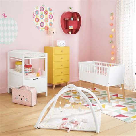 Idee Couleur Chambre Fille Id 233 E D 233 Co Chambre Fille Deco Clem Around The Corner