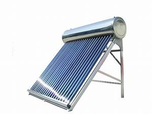 Solar Water Heater Clipart