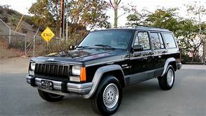 1995 Jeep Cherokee Country Sport Xj 2x4 Manual 5 Speed No
