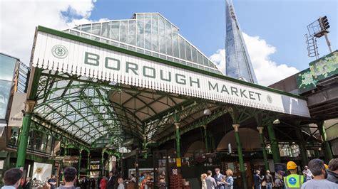 London's Borough Market Waits to Reopen Following Terror ...