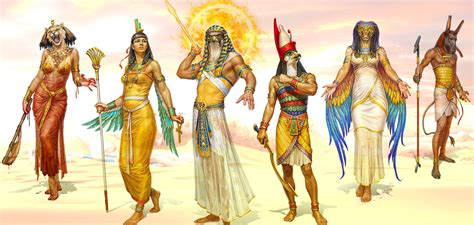 Ancient Egyptian Creation Myth - Egyptian Creation Story ...