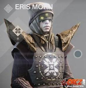 Destiny Eris Morn The Video Games Wiki