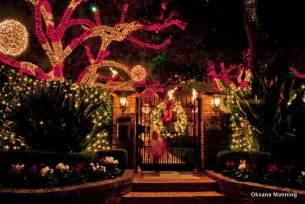 panoramio photo of christmas lights at river oaks houston tx