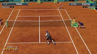 Tennis Virtua Usa Dc Dreamcast Enlarge Iso
