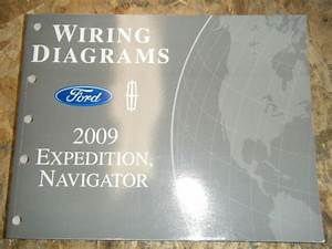 2009 Ford Expedition Lincoln Navigator Factory Wiring