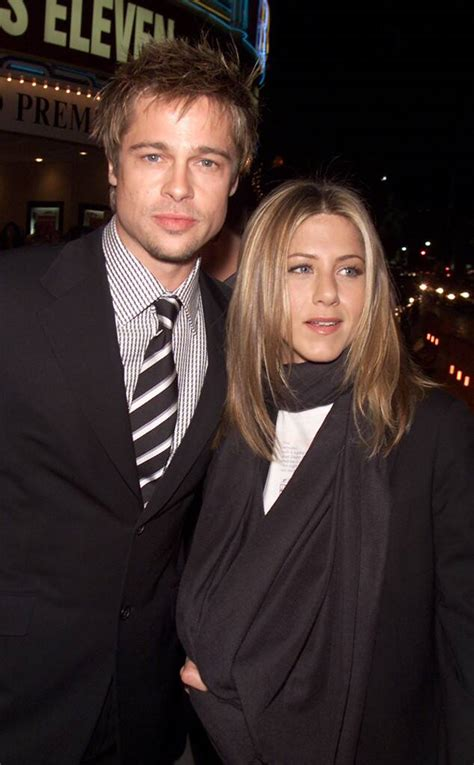 Then, two years later, in 2011, aniston began a relationship with actor justin theroux. The Truth About Brad Pitt and Jennifer Aniston's Current ...