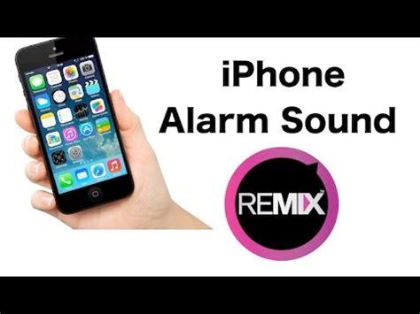 iphone alarm sound phone alarm ringtone