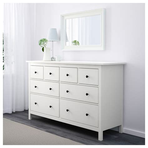 Ikea Badezimmerspiegel Hemnes by Ikea Hemnes 8 Drawer Dresser White In 2019 Products
