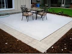 Adding Pavers To Concrete Patio Decorate Great Concrete Patio With Paver Border 1200 X 900 286 KB Jpeg