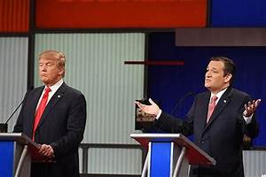Democrats Would Rather Face Ted Cruz Than Donald Trump in ...