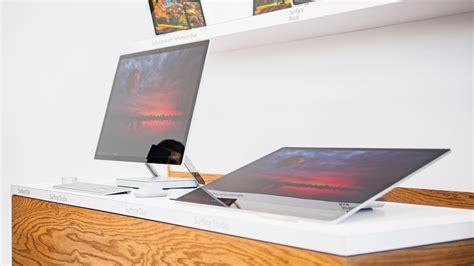 microsoft studio surface studio and on microsoft made desktops