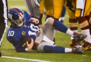 elis siege social and ouch manning hurt as giants win finale of